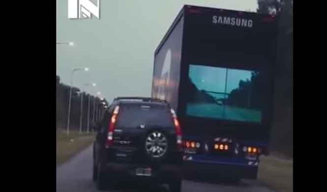 La mejor tecnología para adelantar camiones con seguridad