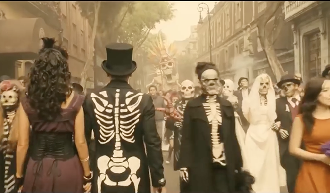 Ciudades James Bond Spectre México