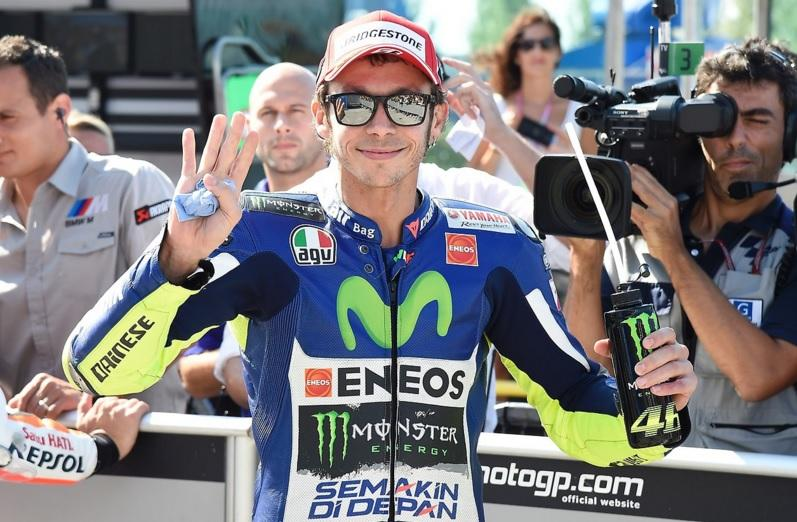 Las 5 cosas en las que Rossi se equivoca tras Valencia 2015
