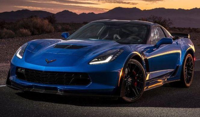 Ya puedes comprar el motor del Chevrolet Corvette Z06