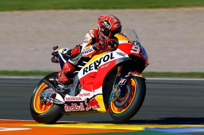 MotoGP Test Valencia (Día 1): Mal estreno de los Michelin