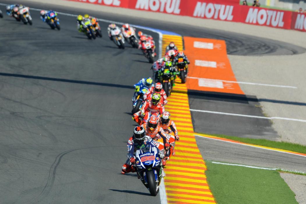 Centralita y software común para MotoGP a partir de 2016