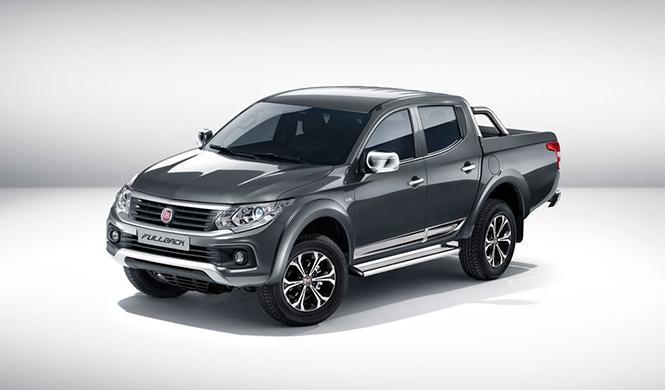 Fullback: la nueva pick up de Fiat