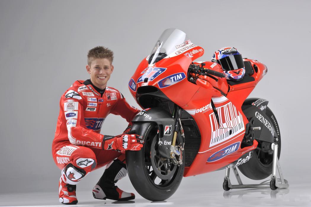 Stoner vuelve a MotoGP
