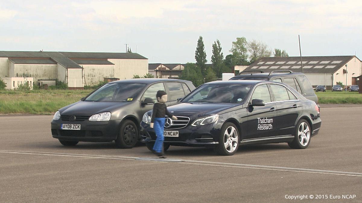Foto: Euro NCAP probará los sistemas antiatropello