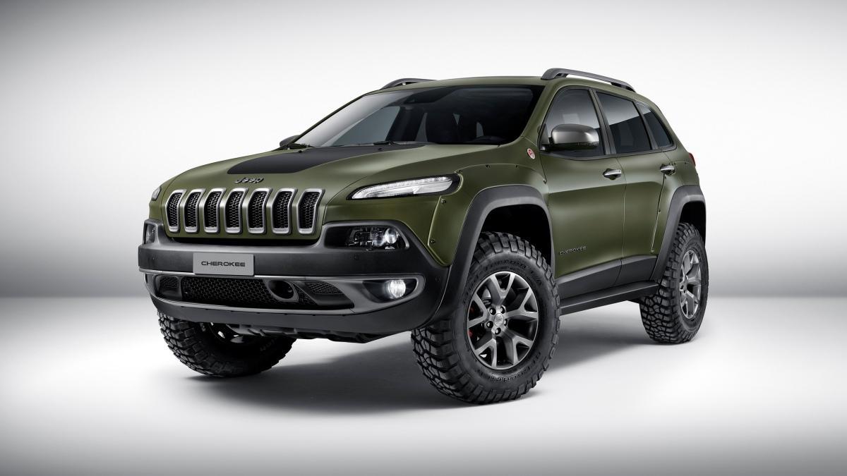 Jeep Cherokee KrawLer
