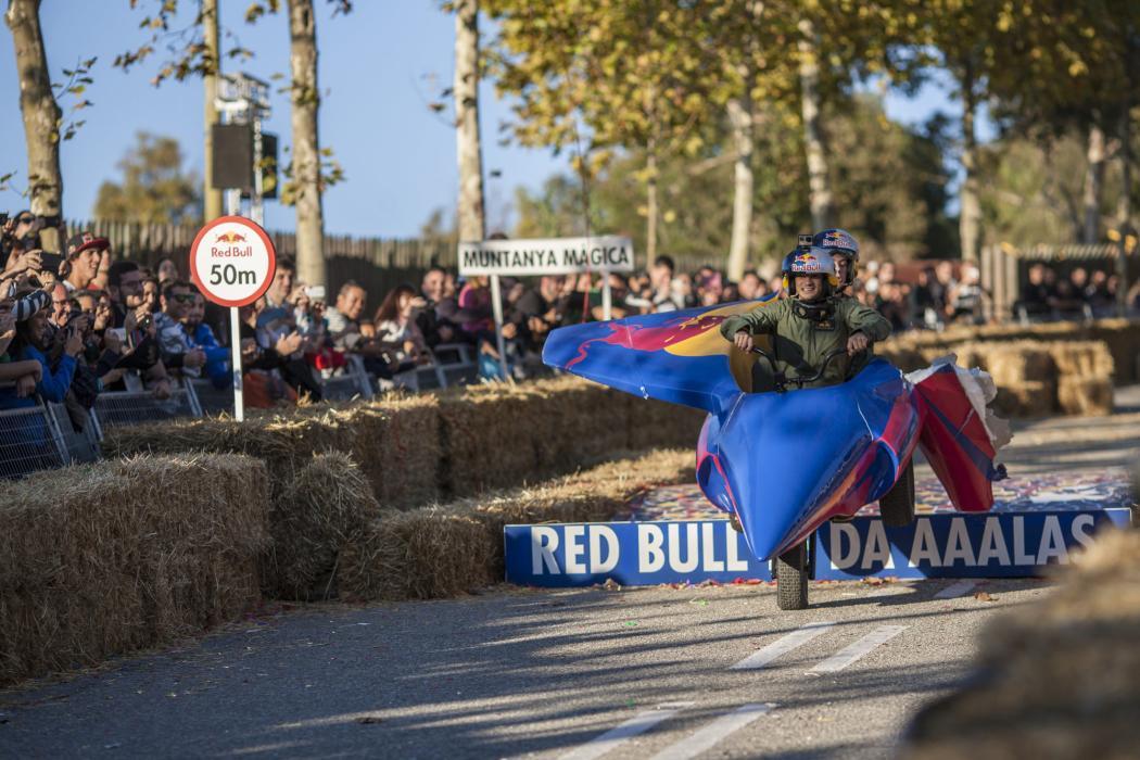 La carrera más loca de Dani Pedrosa con Red Bull