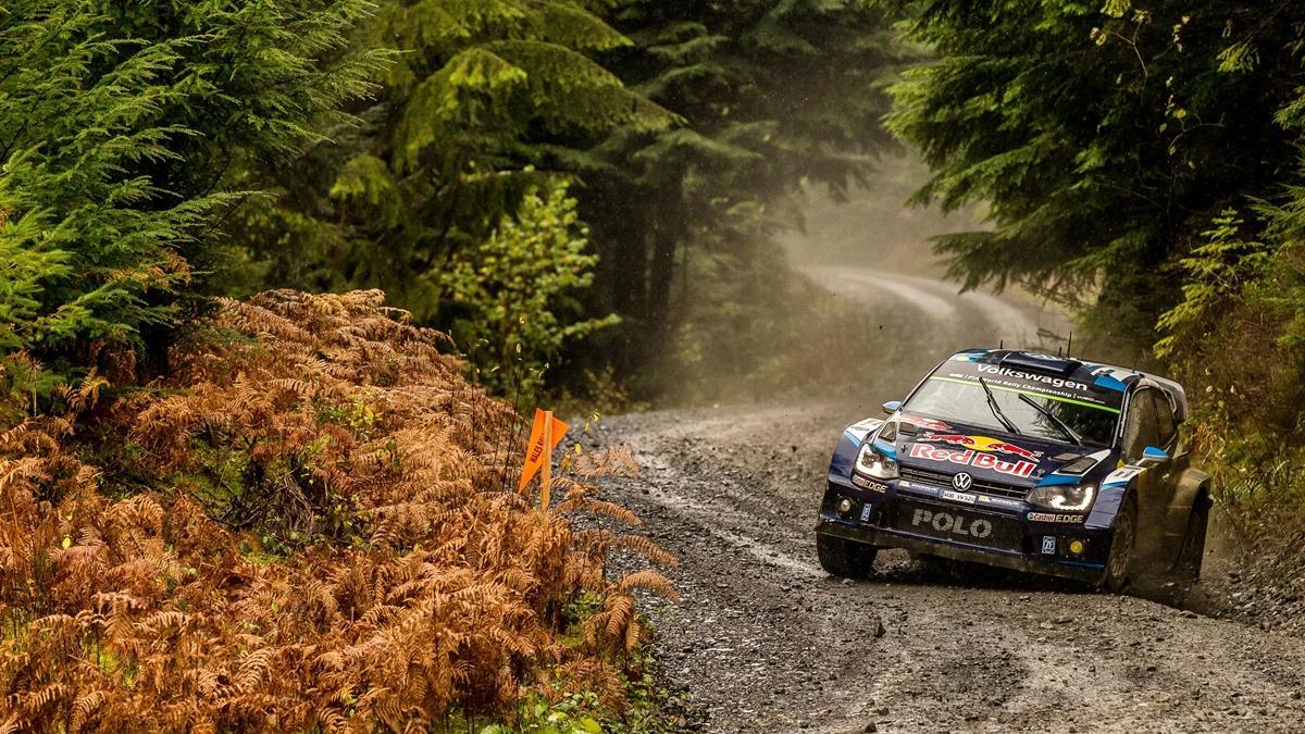 WRC 2015, Rally de Gales: Ogier acaba la temporada arriba