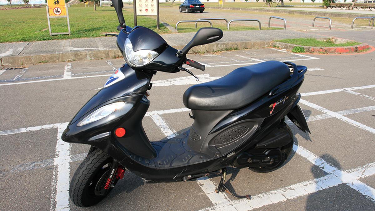 moto scooter 49cc segunda mano