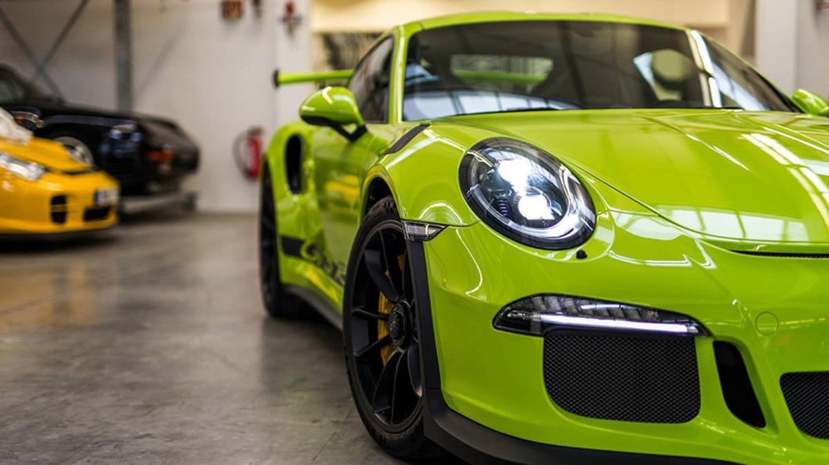 Porsche Exclusive GT3 RS