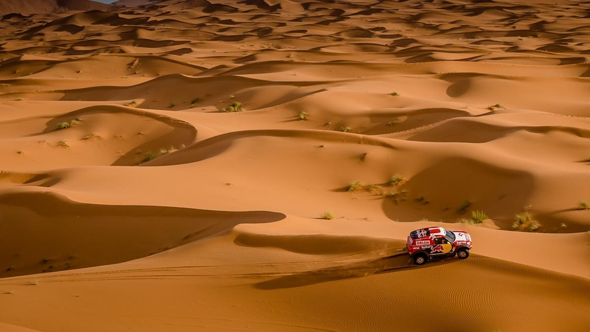 Confirmado el recorrido del Dakar 2016