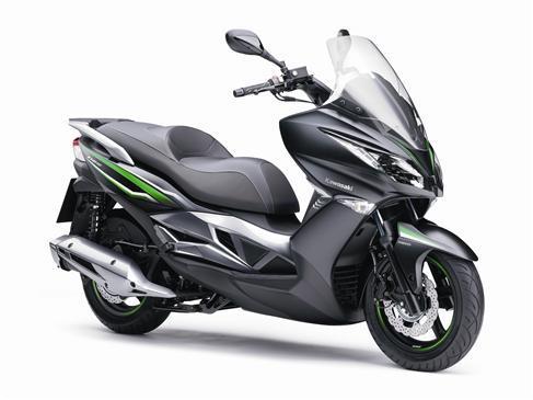 Nuevo Kawasaki J125, en el Salón de Milán 2015