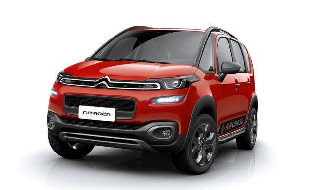 El extraño modelo que Citroën va a lanzar en Latinoamérica