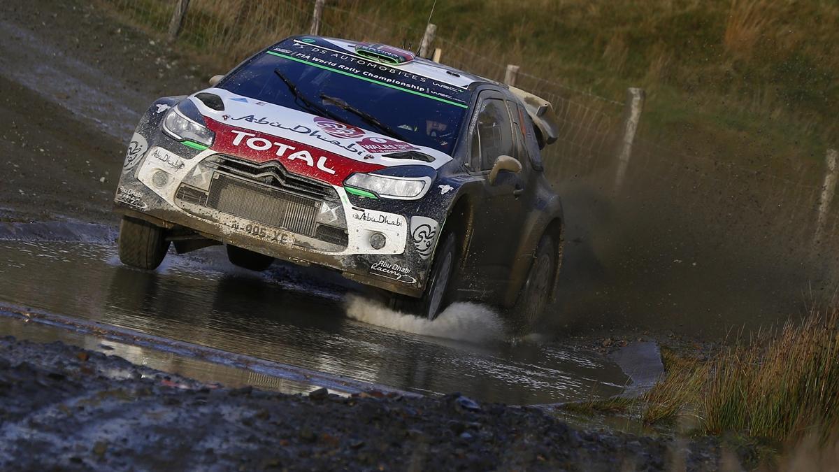 WRC 2016: Citroën se toma un año sabático