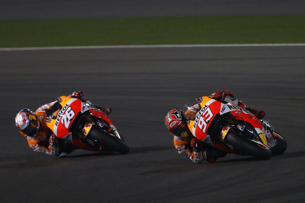 Honda confirma sus pilotos para MotoGP 2016
