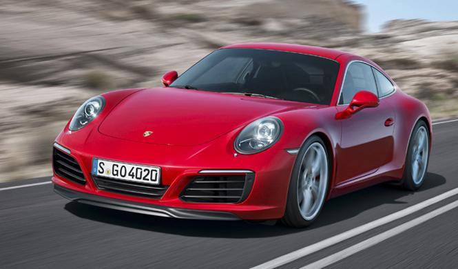 El Porsche 911 2018, pillado sin camuflaje