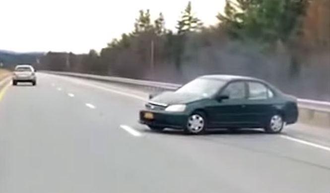 Accidente: las malas intenciones se pagan caras