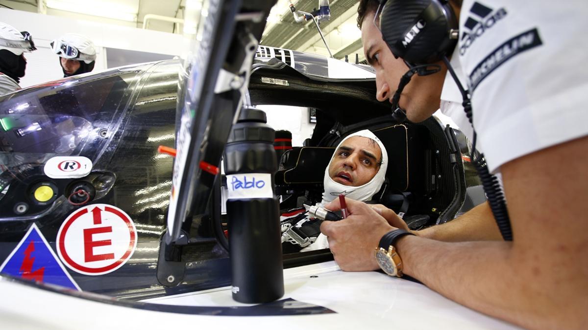 Montoya prueba el Porsche 919 Hybrid, ¿a por Le Mans?