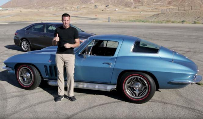¿Un Toyota Camry puede humillar a un Corvette?
