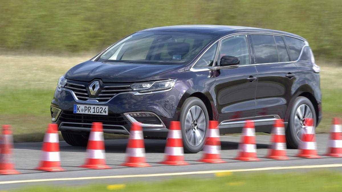 Las emisiones de la Renault Espace son legales