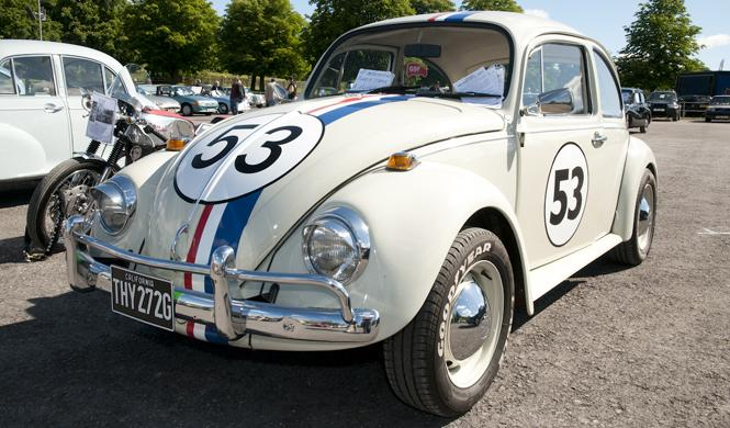 De récord: el 'Herbie' original, subastado por 81.000 euros