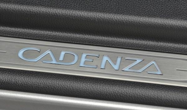 ¡Cazamos el Kia Cadenza 2017!