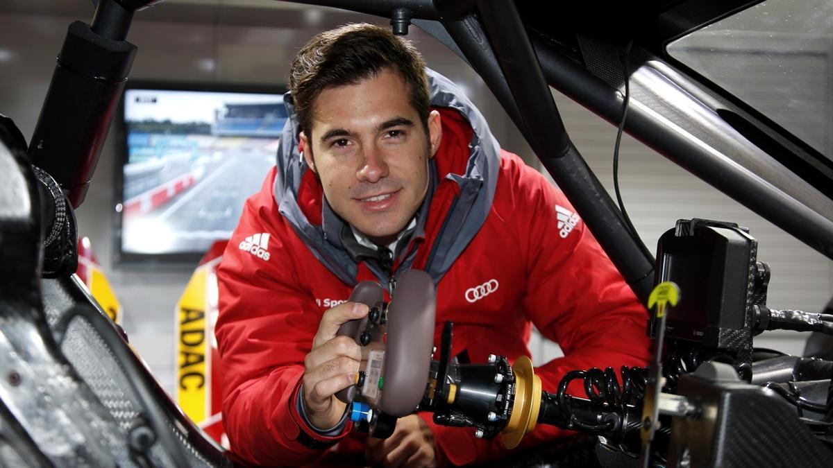 Miguel Molina seguirá con Audi en el DTM 2016