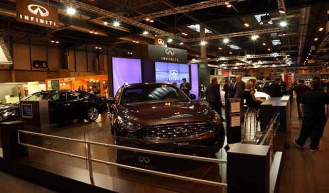 El salón Madrid Auto llega a Ifema del 10 al 15 de mayo