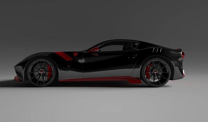 ¿Qué tiene este Ferrari F12tdf que lo hace tan especial?