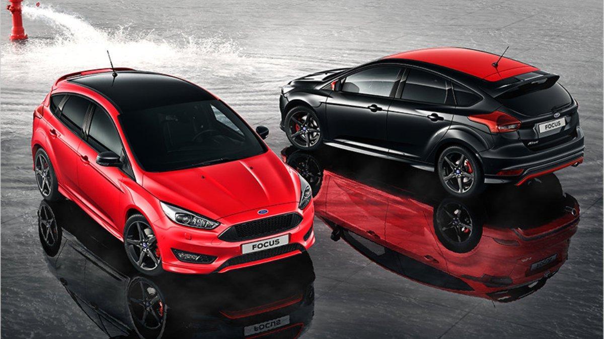 Ford Focus Sport 2016