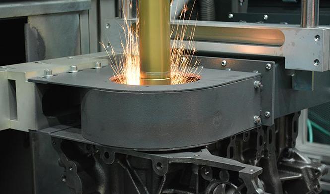 Ford reduce emisiones mediante tecnología de plasma de alta tecnología