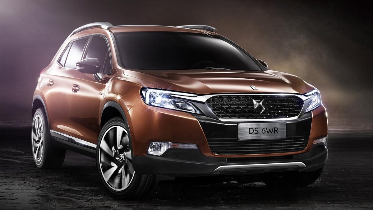 DS tendrá su propio SUV para Europa en 2018