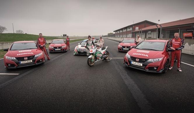 Honda te acerca a la competición con este vídeo 360 grados