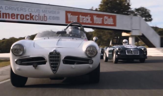 Este Alfa Romeo Giulietta Spider Veloce es un todo en uno