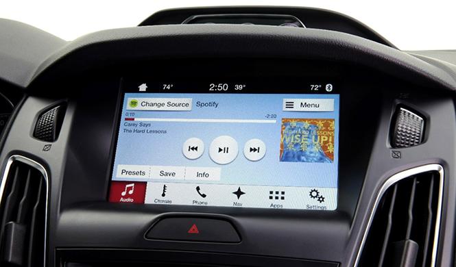 Siri Eyes Free de Apple para todos los Ford con SYNC 2
