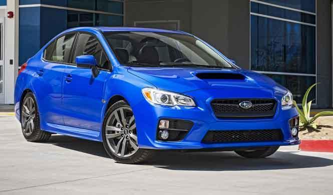 Subaru desarrolla un WRX STI ¡híbrido!