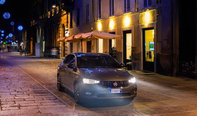Pillado el nuevo Fiat Tipo de cinco puertas