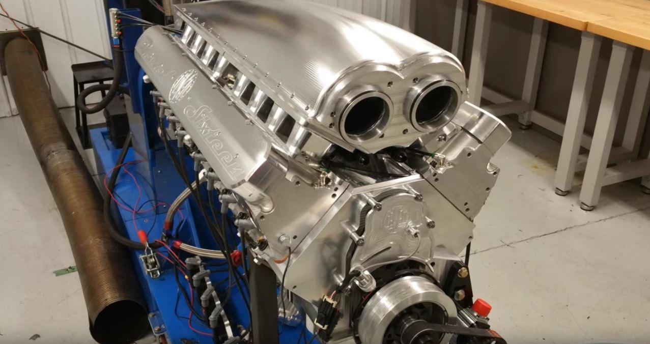El motor de 5.000 CV que nadie creyó que existiera
