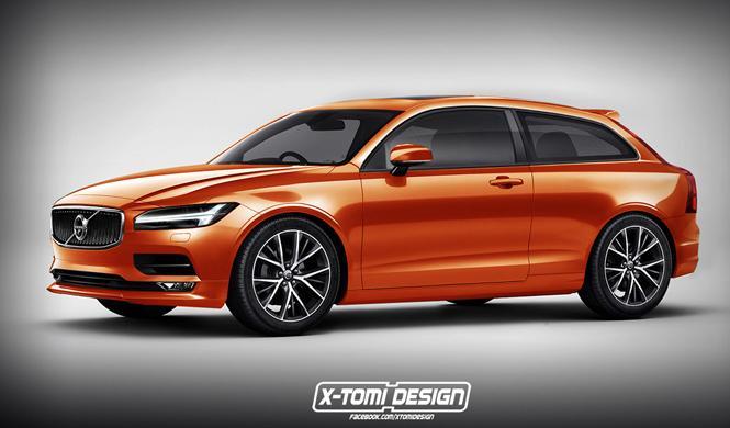 Así podría ser el futuro Volvo C30