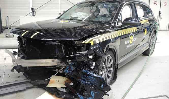 El EuroNCAP de EEUU quiere medir los coches con más serieda
