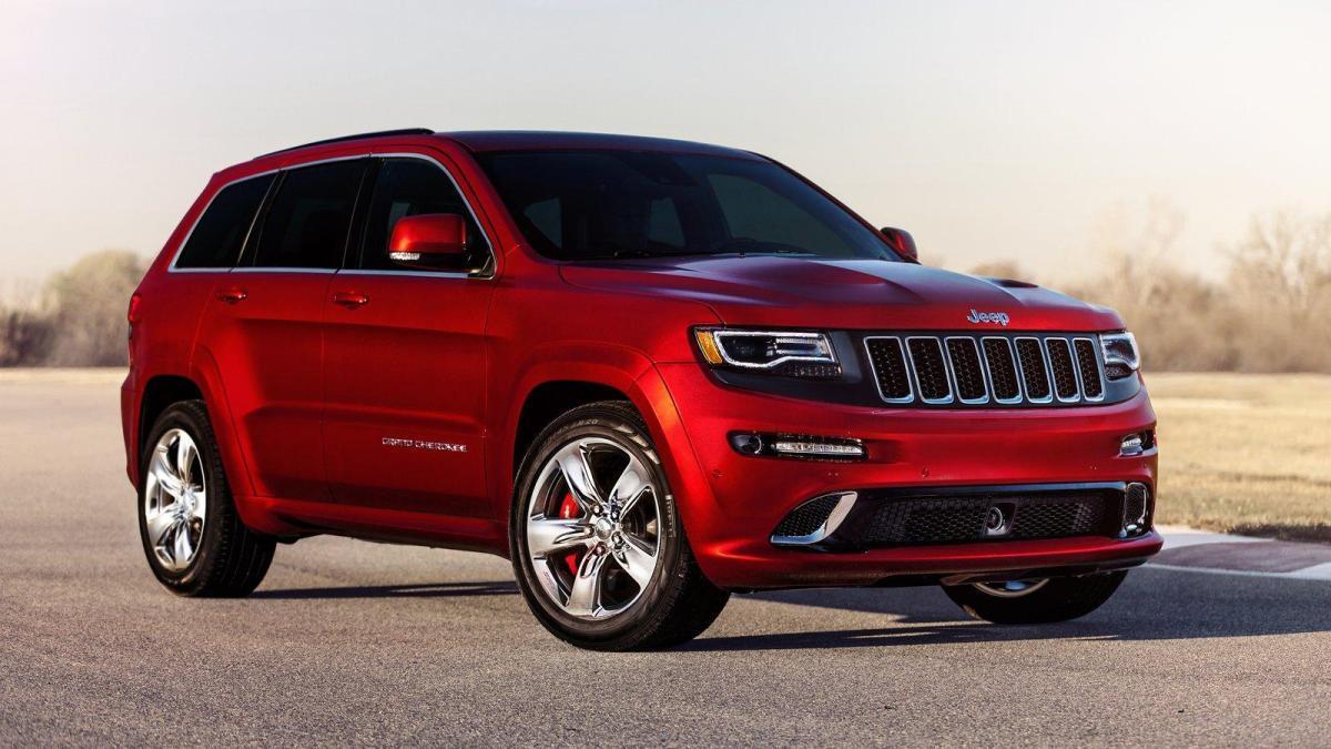 Otra razón para amar el Jeep Grand Cherokee SRT