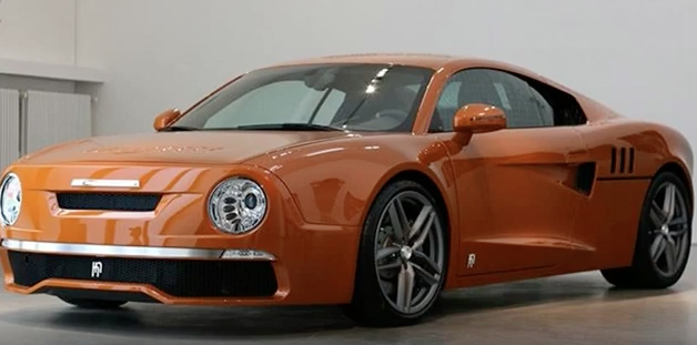El bonito sonido de uno de los coches más feos del mundo