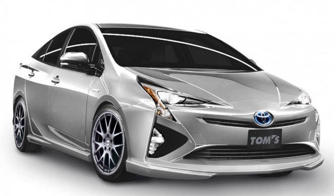 Toyota Prius by Tom´s Racing: los híbridos sí se tunean