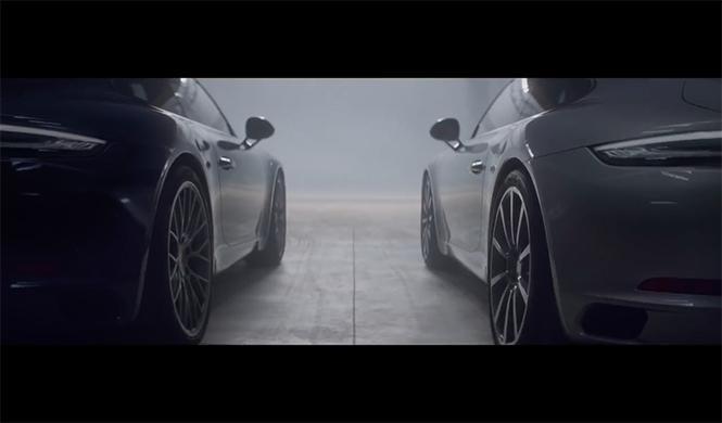 Nuevo anuncio de Porsche 911 Maria Sharapova