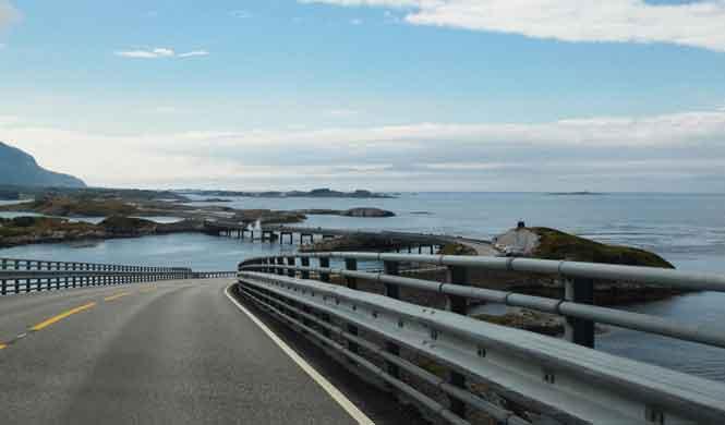 Esta es la carretera más peligrosa de España