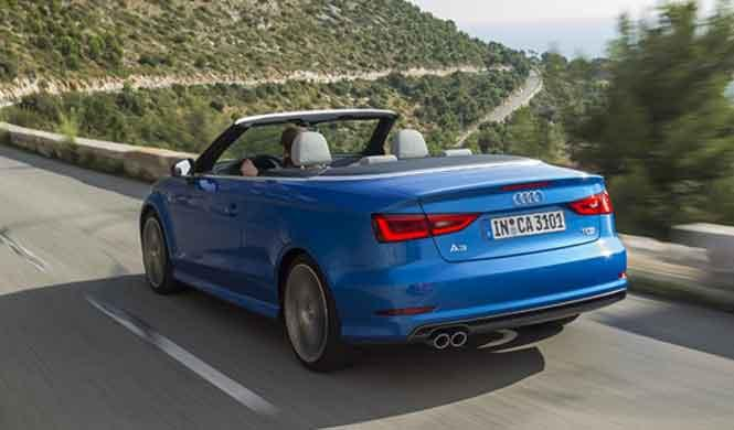 Audi A3 Cabriolet 2016: ¡cazado!