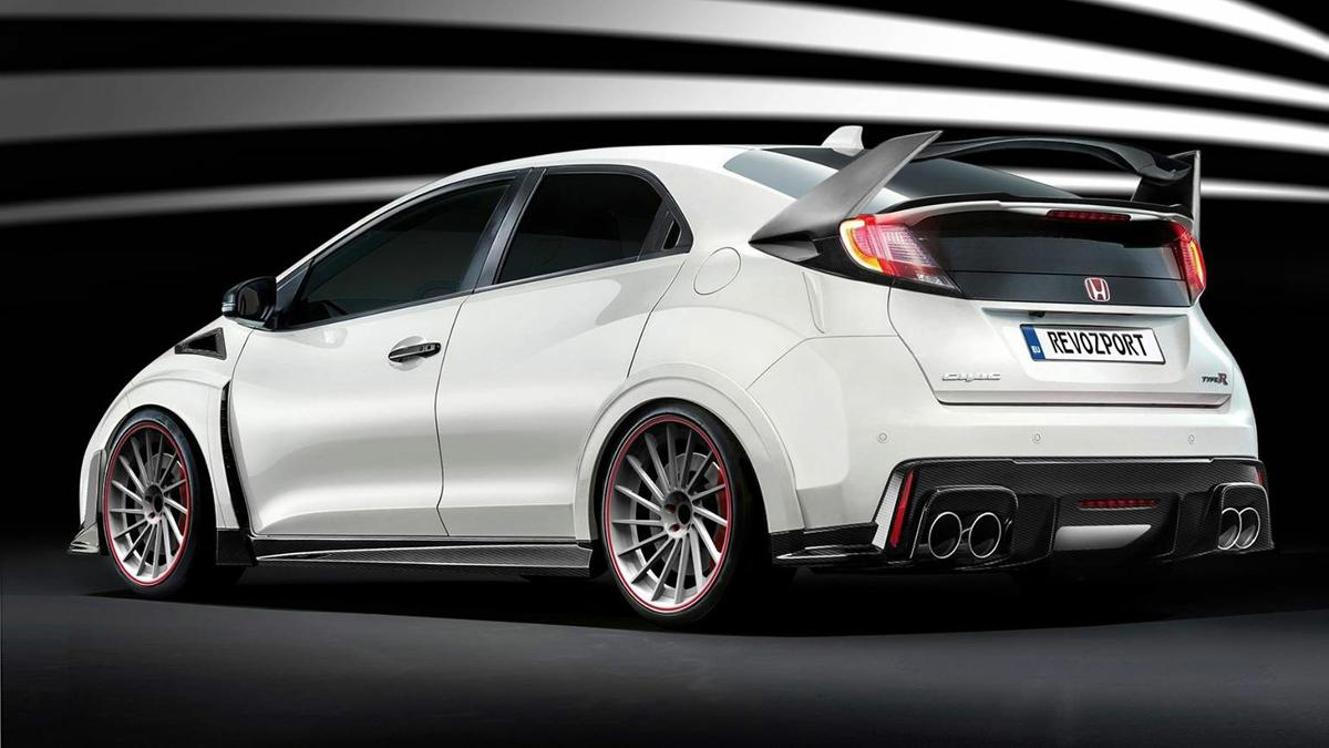 Honda Civic Type R RevoZport
