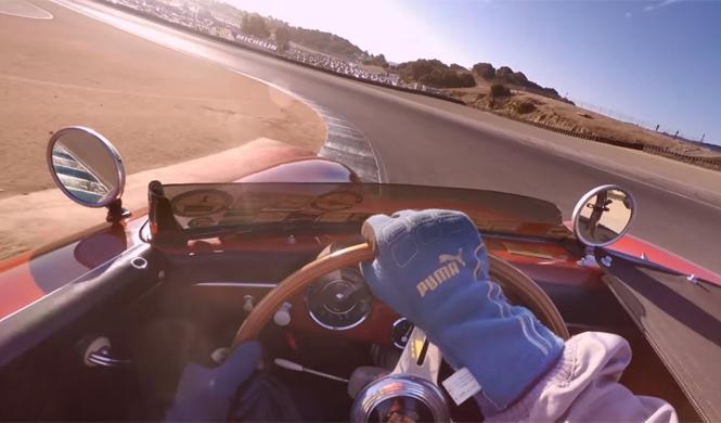 62 años de Porsche en competición en una única vuelta