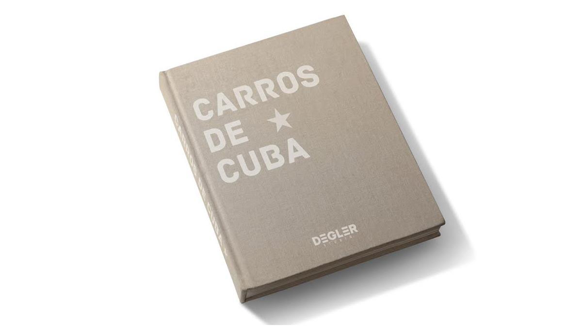 Portada del libro 'Carros de Cuba'