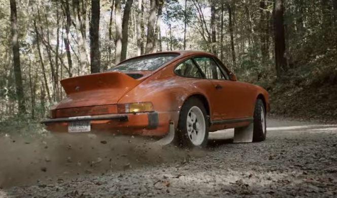 Porsche 911 Safari: diversión off-road